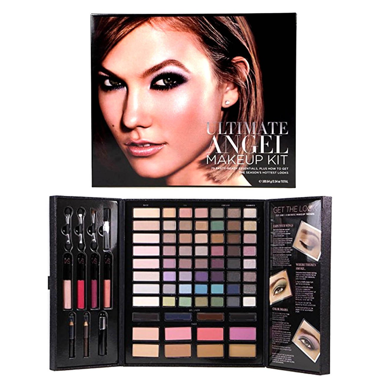 Secret victorias party perfect holiday makeup collection best photo