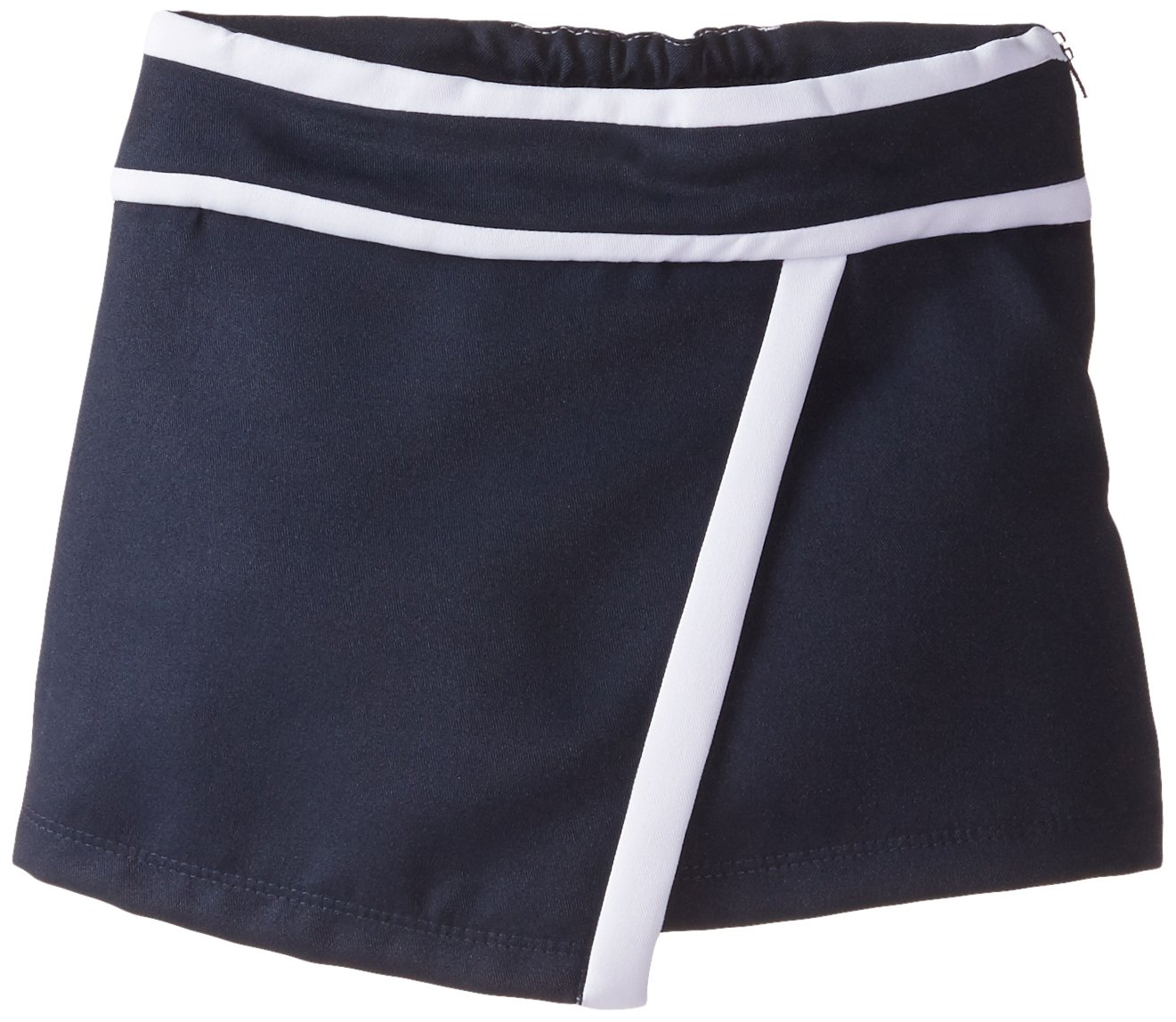 Eddie Bauer Little Girls' Contrast Wrap Scooter Skirt