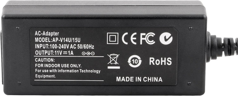 See Description Kastar Pro AC Power Adapter AP-V14U for JVC JVC AP-V14 V14U V14A V14E V15E V15U V16U V17 V17E V17U V18 V18U V18E V19E V20 V20E V21 and Everio DF460 SXM168U SXM260 MG20U MG344 and more