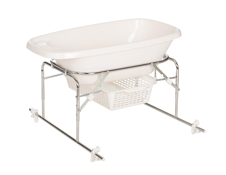 Geuther Support de bain /à fixer sur baignoire adulte