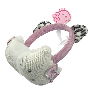 d02bd9b2e Image Unavailable. Image not available for. Colour: Official Licensed Girls  Hello Kitty Cream Pink ...
