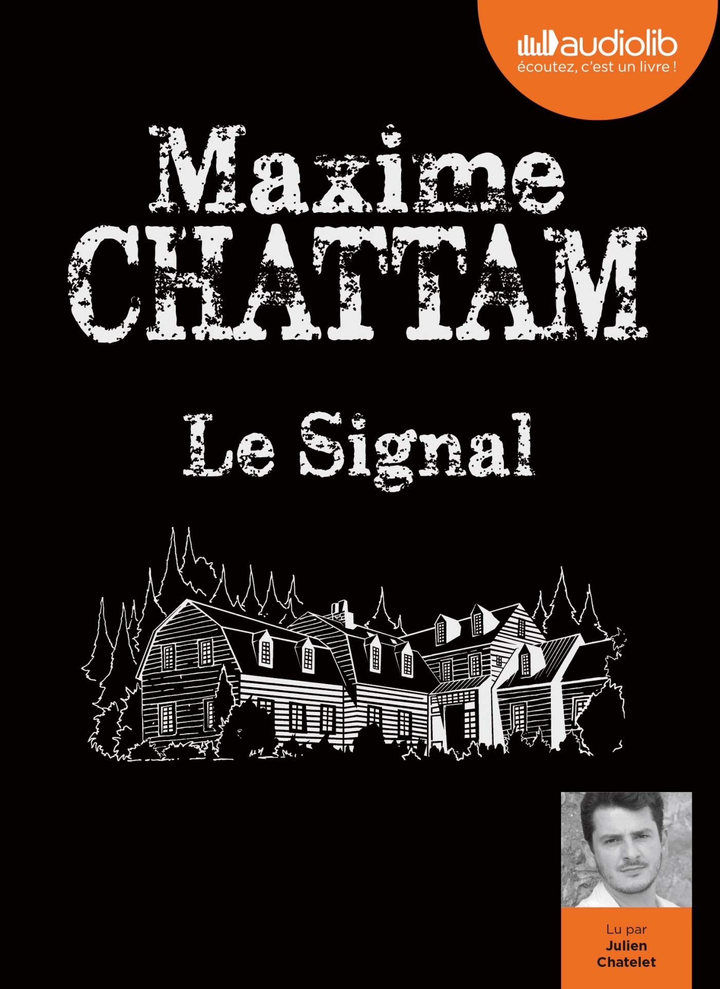 Le Signal Livre Audio 2 Cd Mp3 Chattam Maxime