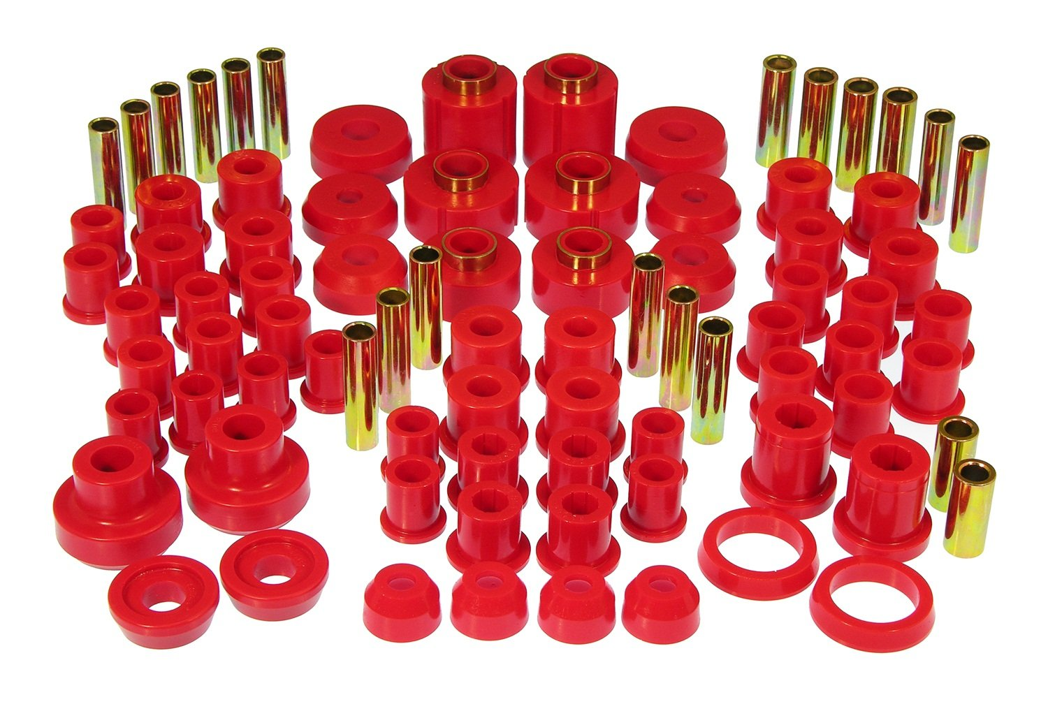 Prothane 6-2021 Red Total Kit