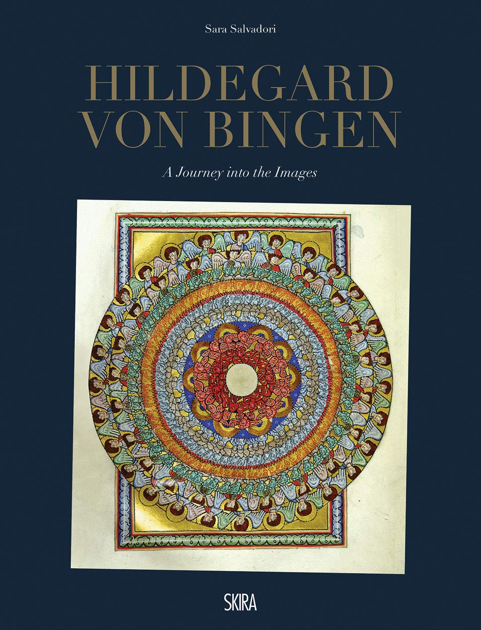 Hildegard von Bingen: A Journey into the Images by Skira