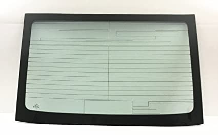 NAGD 2016-2018 Nissan Maxima Passenger Right Side Front Door Window Glass Laminated
