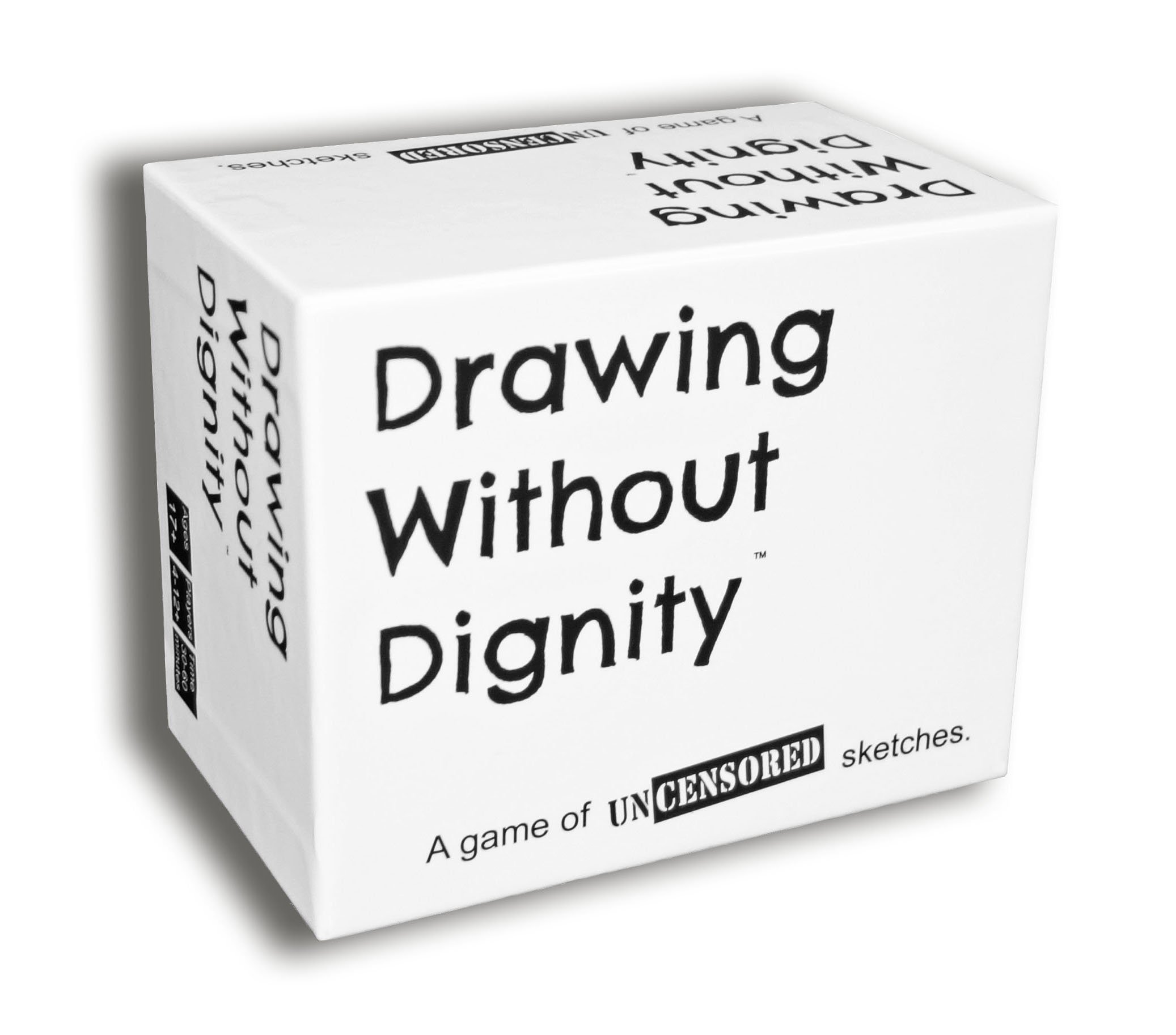 Drawing Without Dignity - an Adult Party Game by Drawing Without Dignity