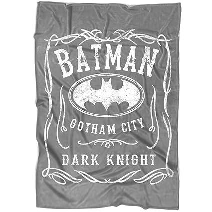 9ba7492b79 Amazon.com  UTAMUGS Batman Logo Blanket for Bed and Couch