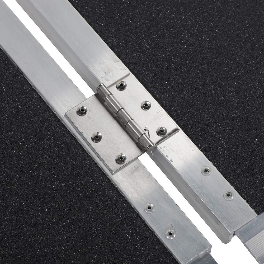 Amazon.com: Rampa plegable para silla de ruedas, diseño de ...