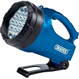 Draper 31940 Rechargeable 19 LED Torch/ Lantern with Lead Acid Battery