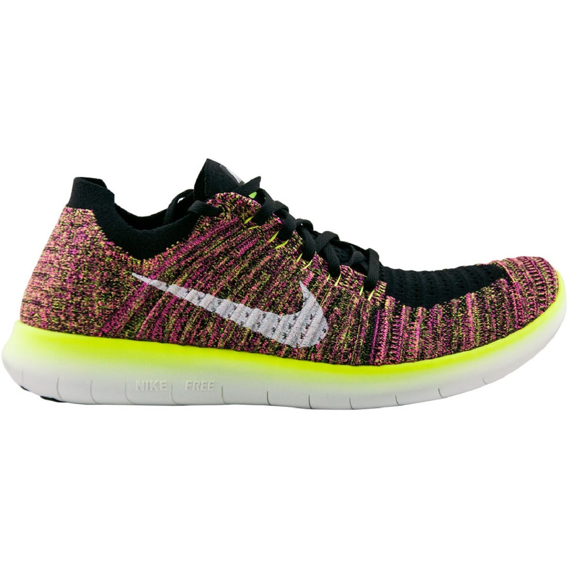 buy popular 4fe08 428d9 Galleon - NIKE Men s Free RN Flyknit Olympic Collection Running Shoes  Multi-Color 843430-999 (9)