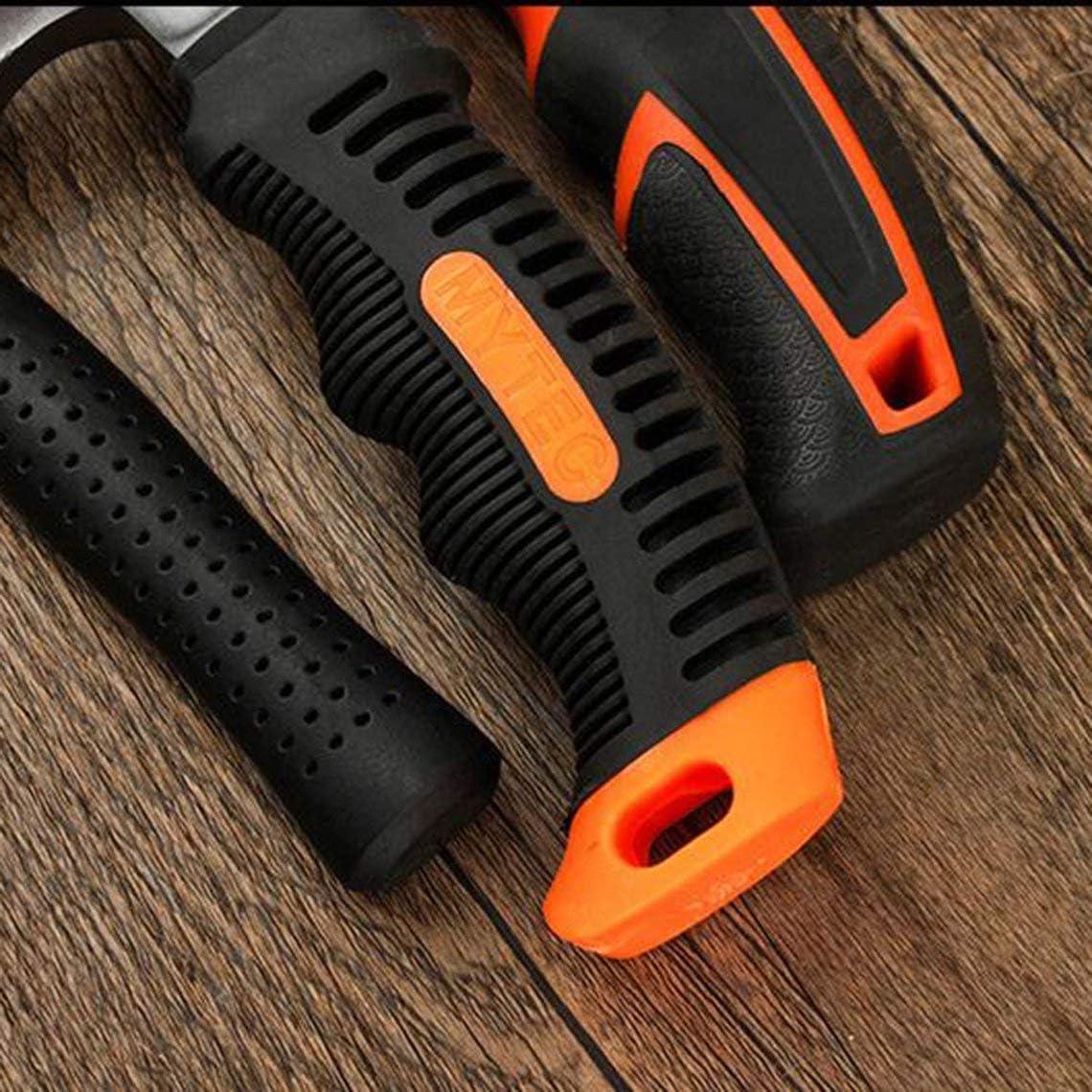 outil pour marteau en caoutchouc pour mini marteau Zinniaya Poign/ée en plastique /à t/ête ronde Marteau /à griffe magn/étique Pour outils du bois et outils /électroniques