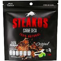 Carne seca Steakos, receta original, 30g