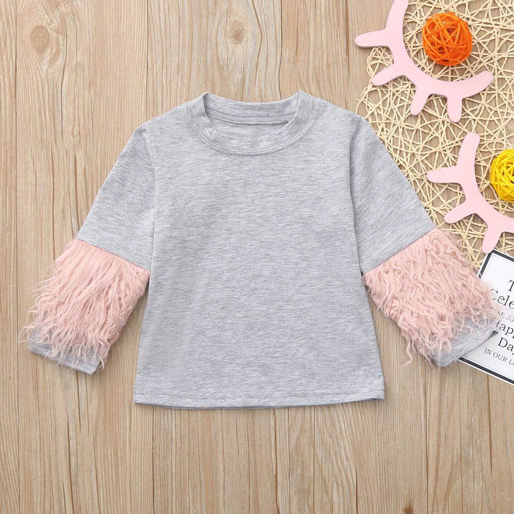 Amazon.com: Lanhui - Camiseta de manga larga con estampado ...
