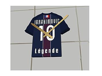 FanPlastic Zlatan Ibrahimovic Football - Reloj de Camisa de ...