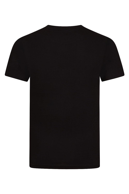 T-shirt FM London - Homme Crew neck Plain T-shirt 5 Pi/èce