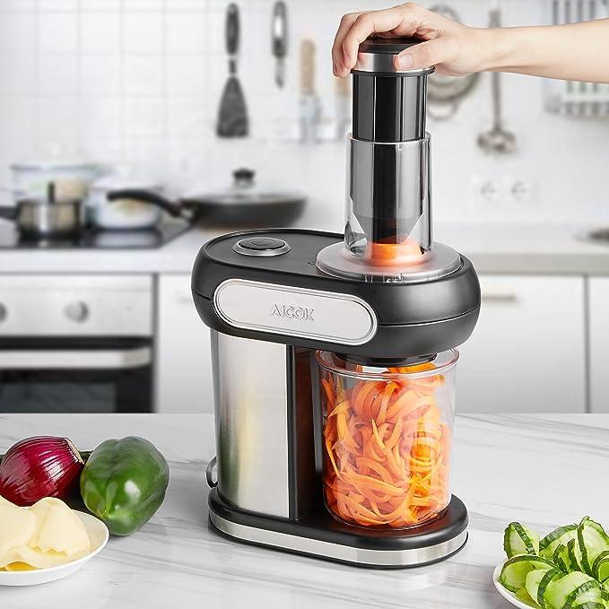 Opin Pasta Aid M/áquina para laminar y Cortar Pasta Julia Ifa