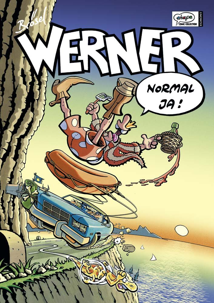 Werner Sammelbänder 5  Normal Ja