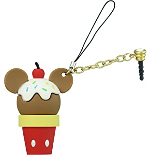 amazon com disney minnie mouse ice cream d lish treats phone charm
