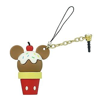 Llavero - Disney - Mickey Mouse Helado Crema Regalos ...