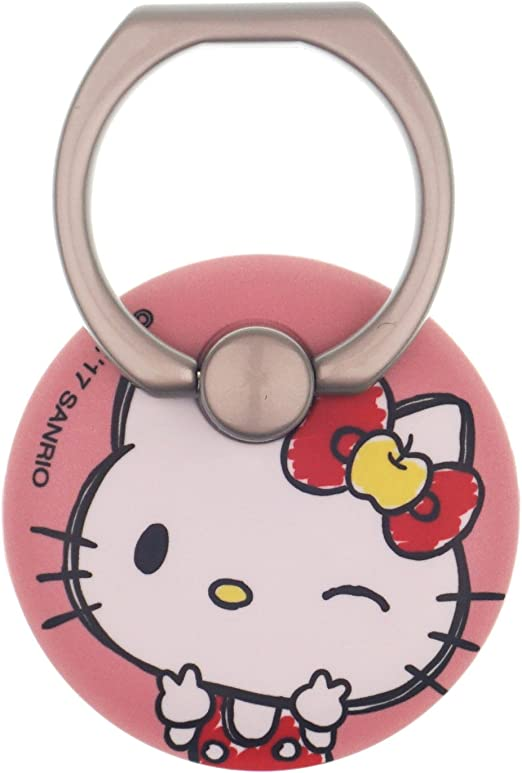 Hello Kitty Phone Ring Stand