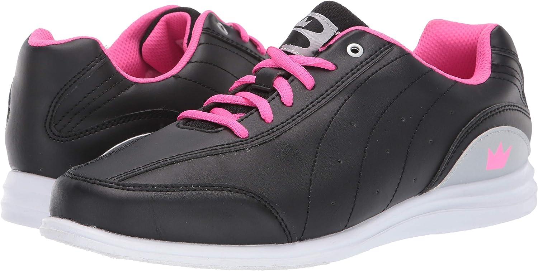 Brunswick Womens Mystic Black//Pink