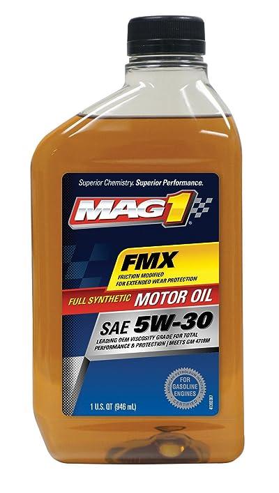 MAG1 61790-pk6 Full Synthetic 5W-30 SM Motor Oil