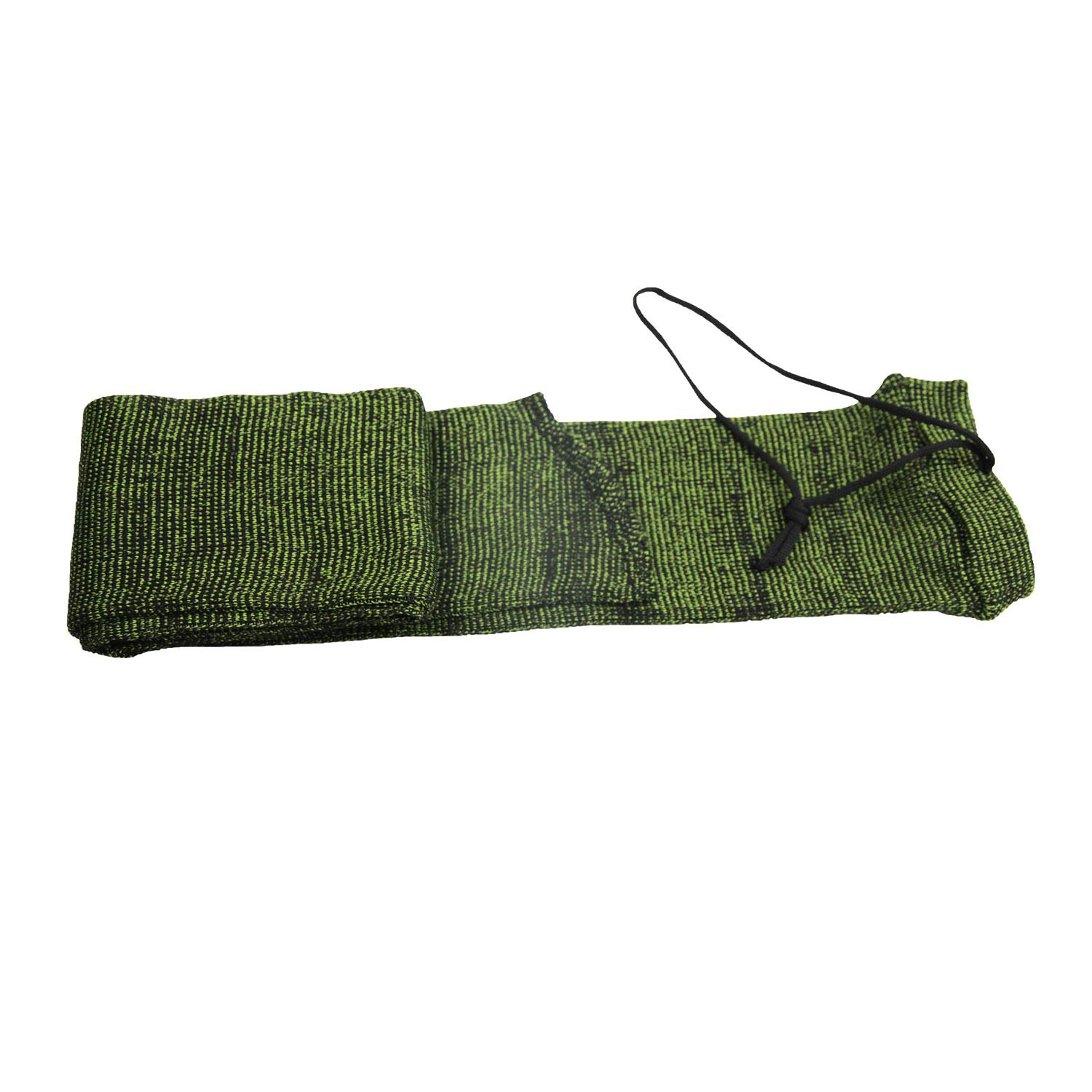 GUGULUZA Silicone Treated Knit Gun Socks 52'' for Rifles (F-Green - 1 Pack) by GUGULUZA