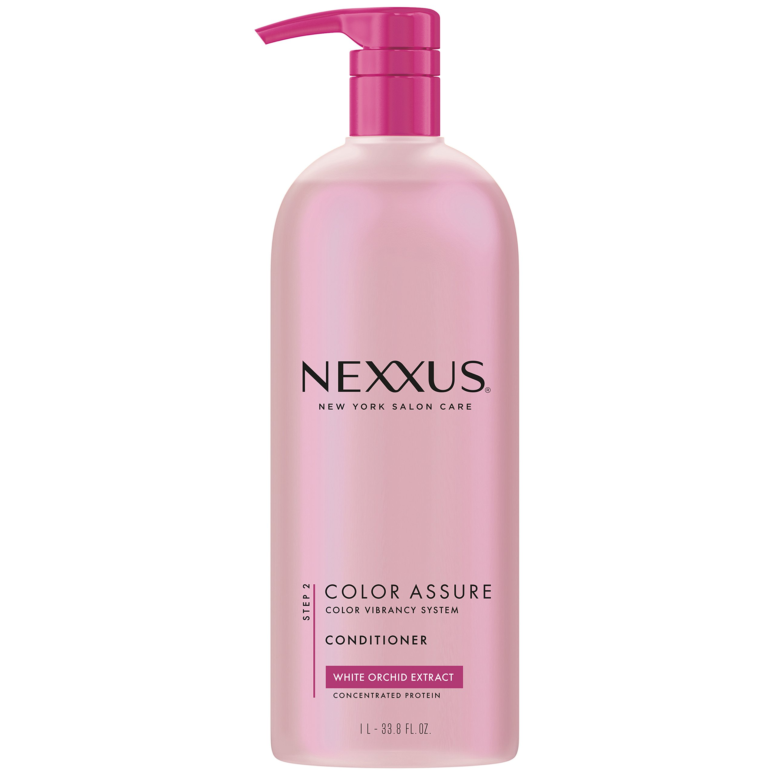 Nexxus Color Assure Conditioner, for Color Treated Hair 33.8 oz