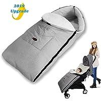 AUVSTAR Saco de Dormir Térmico Universal para Bebé,Saco