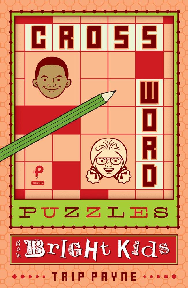 Crossword Puzzles for Bright Kids (Puzzlewright Junior Crosswords) ebook