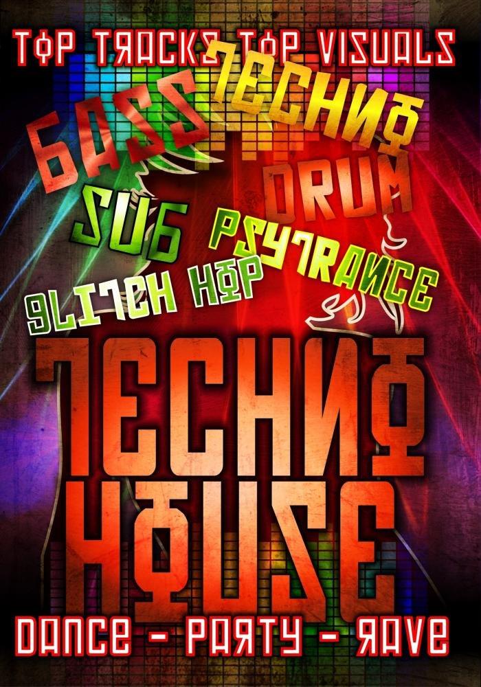 Amazon com: Techno House: Dance, Party, Rave Techno Music