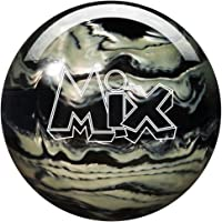 Storm Mix Urethane Bowling Ball- Black/White Pearl