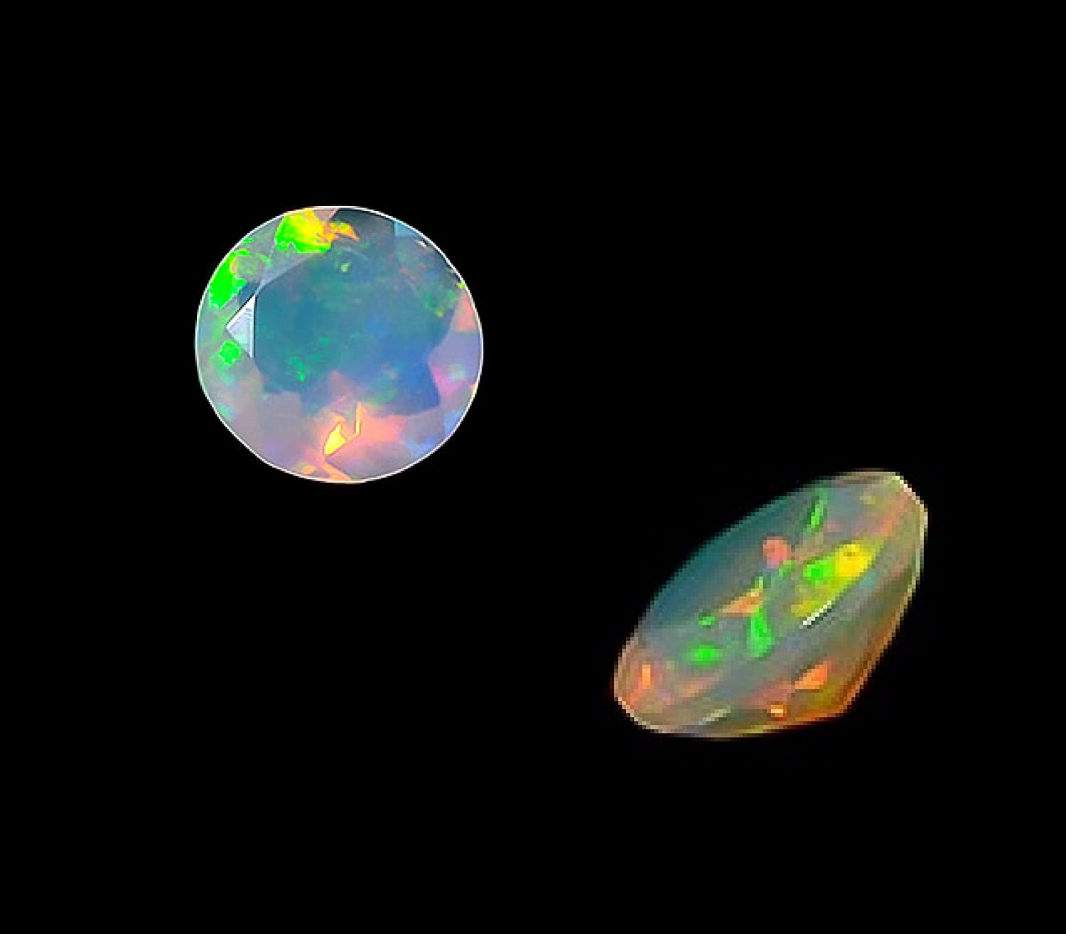 AAA Natural Ethiopian Black Opal Plain smooth Beads Strands wholesale Opal gemstone Smoked Opal Bead Ethiopian Welo Opal Black Opal Bead