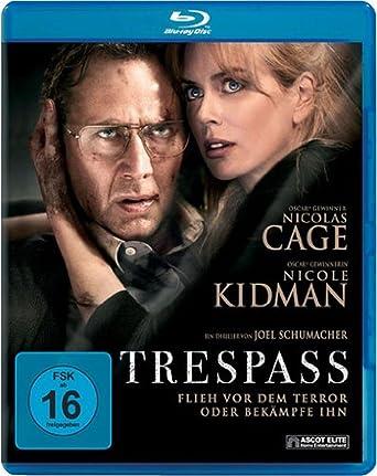 Sch Format | Amazon Com Trespass Blu Ray Import Movie European Format