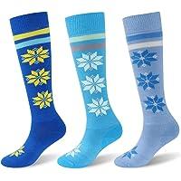 Facool Wool Ski Socks,Skiing Socks,Snowboard Socks for Youth Men Women Winter, Cold Weather