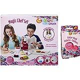 Orbeez Crush Magic Chef Set PLUS Refill Pack - Super Fine Crush