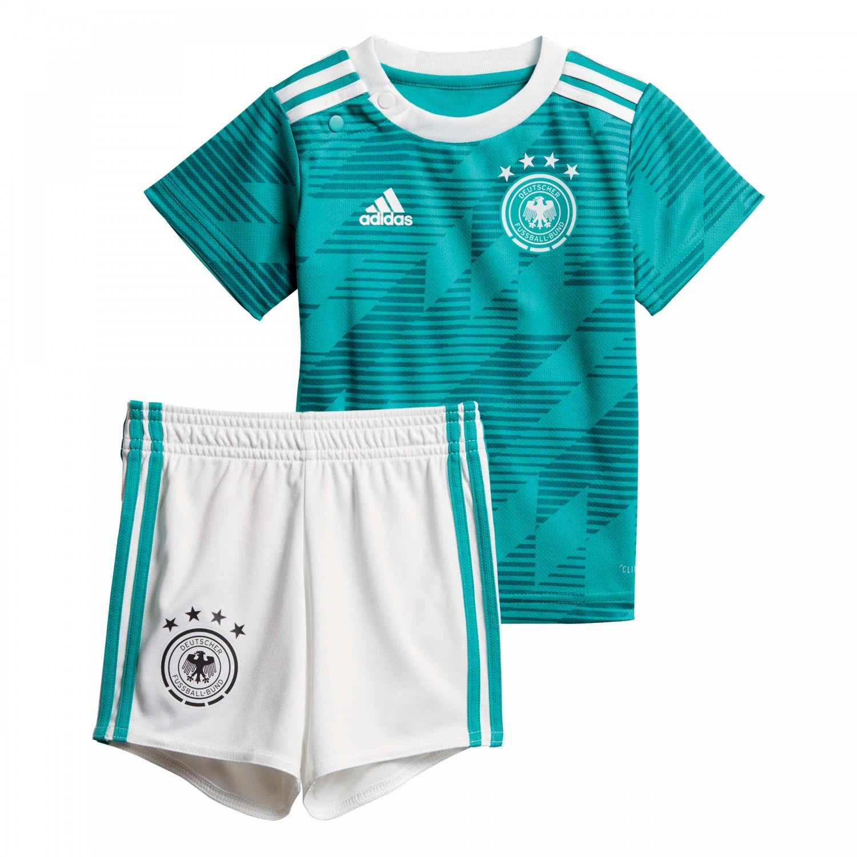 Adidas Unisex Baby DFB Away Babykit