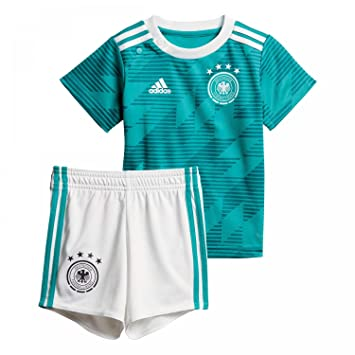Amazon.com: adidas 2018 – 2019 Alemania Away Kit, 6-9 meses ...