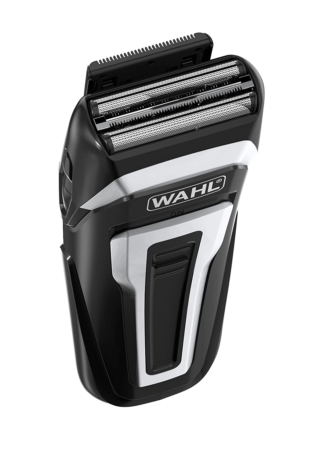 Wahl Ultima Plus Shaver Electric Rechargeable Dry Trimmer ...