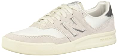 New Balance 300 Leather Women's Court Classics Sneakers