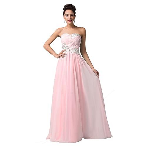 Light Pink Prom Dresses: Amazon.com