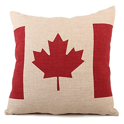 Amazon Wantop 40 X 40 Vintage Cotton Linen Decorative Throw Best Decorative Throw Pillows Canada