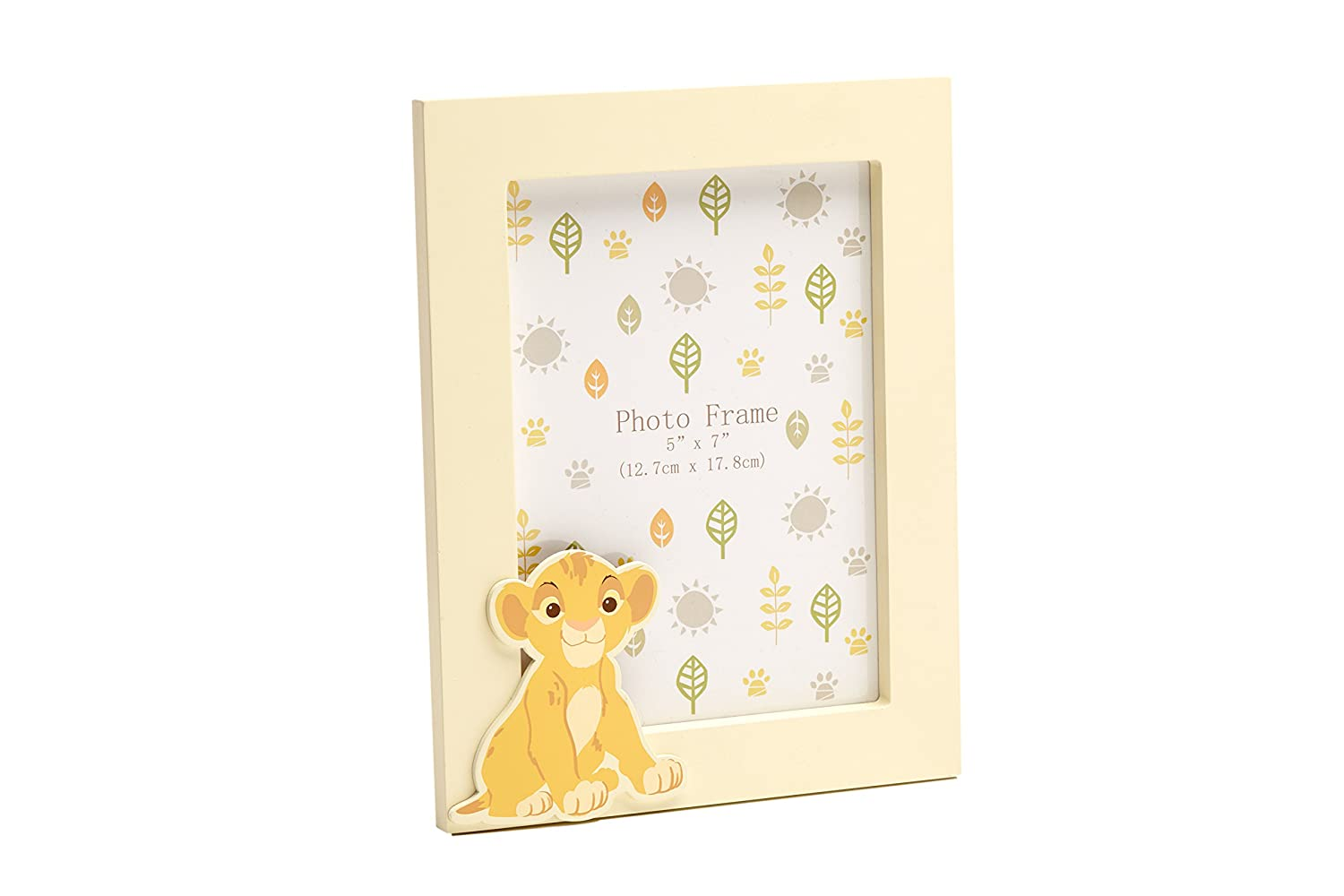 Disney Lion King Picture Frame with Character Crown Crafts Infant Products 8136985