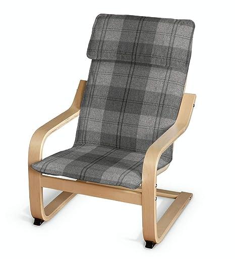 Dekoria Fire retarding IKEA Poäng sillón Infantil, diseño de ...