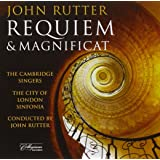 Requiem & Magnificat/Rutter, Cambridge Singers