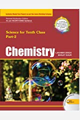 Science for Tenth Class Part2 Chemistry  (Examination 2019-2020) Paperback