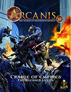 Arcanis Campaign Setting (5E) (PCI2600): Henry Lopez: 9781931374729