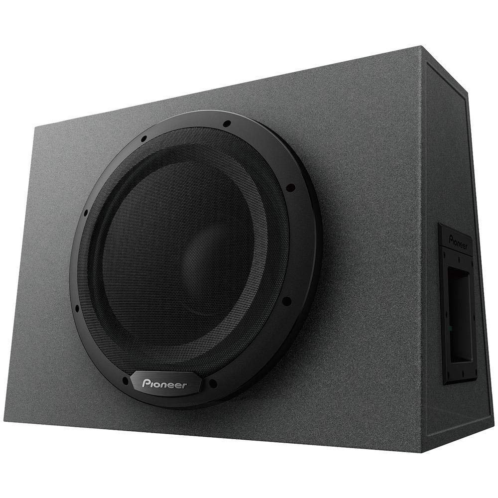 Pioneer TS-WX1210A 12'' Sealed enclosure active subwoofer with built-in amplifier by PIONEER