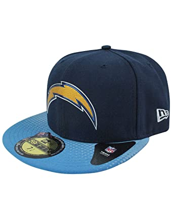 New Era 59Fifty NFL San Diego Chargers Draft Cap at Amazon Men s ... e1a704f164c