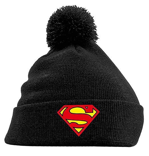 Image Unavailable. Image not available for. Color  Superman Beanie Hat ... 963115dcc4d
